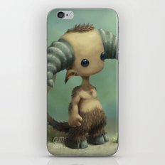 Faun Boy iPhone & iPod Skin