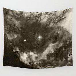 Tree Titan Wall Tapestry