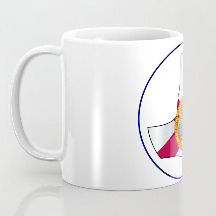 Thumbs Up Florida Coffee Mug