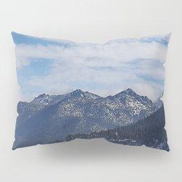 The Mountains of Lake Tahoe Pillow Sham