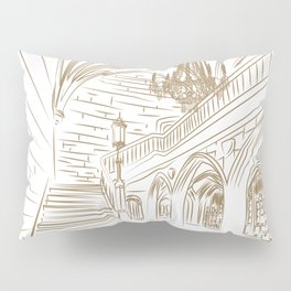 Royal Ballroom Pillow Sham