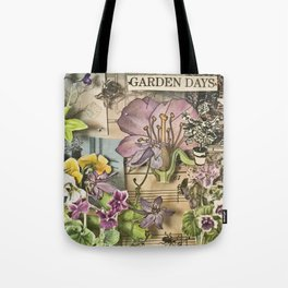 Garden Days Tote Bag