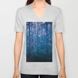 Fairy Lights Unisex V-Neck