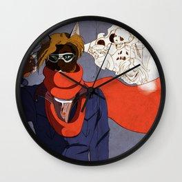 TYR PROMO Wall Clock