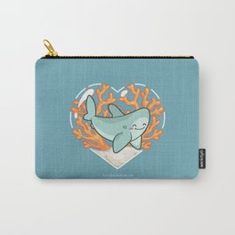 BYTE the Great White Shark Carry-All Pouch