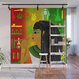 Cleopotra Reggae #2 Wall Mural