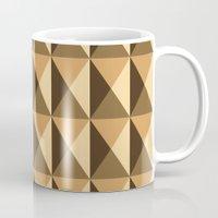copper Mugs featuring Copper by Fernanda Fattu