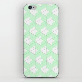 Mint Crush iPhone Skin