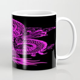 Epic Dragon Purple Coffee Mug