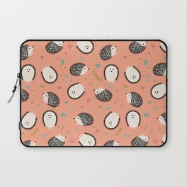 Hedgegogs in the Forest Laptop Sleeve