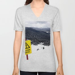 backcountry Unisex V-Neck