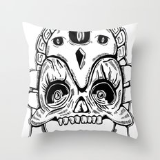 Gone Forever Throw Pillow