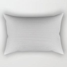 line blend Rectangular Pillow