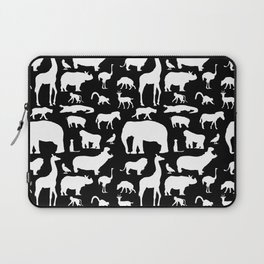 African Fauna Laptop Sleeve