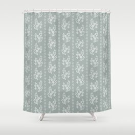 Funky fresh interior and fashion prints Shower Curtain