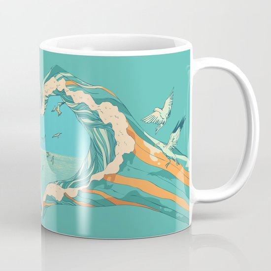 My Heart & The sea Mug