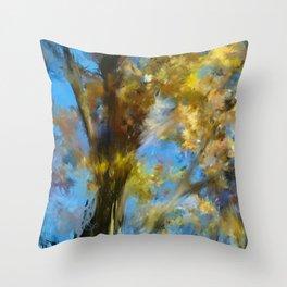 Seclusion Delusion Throw Pillow