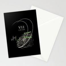 VII: Awake Stationery Cards