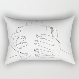 Expresso-ly for you Rectangular Pillow