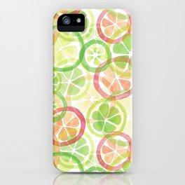 Citrus_rg iPhone Case