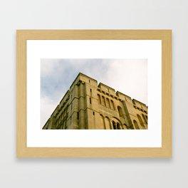 Norwich Castle Framed Art Print