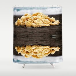 Greece Nature Treasures Shower Curtain