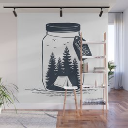 Nature. Collect Moments. Wall Mural