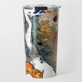 The Winter Fox Travel Mug