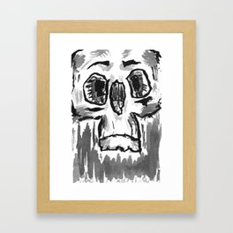 Skulls - series 2 Framed Art Print