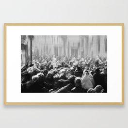 - baciami - Framed Art Print
