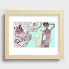 Abundance is a State of Mind Recessed Framed Print