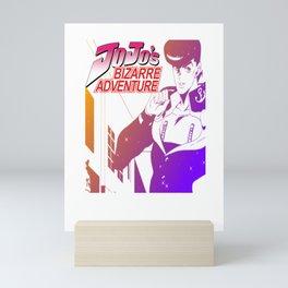 Jojos Bizarre Adventure Mini Art Print
