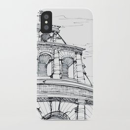 Rome Coloseo iPhone Case