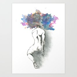 The Bounded Mind Art Print