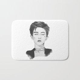 exo-chanyeol Bath Mat