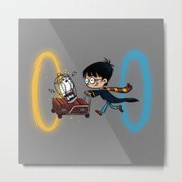 Harry Portal Metal Print