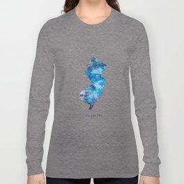 New Jersey Long Sleeve T-shirt
