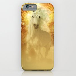 Awesome unicorn iPhone Case