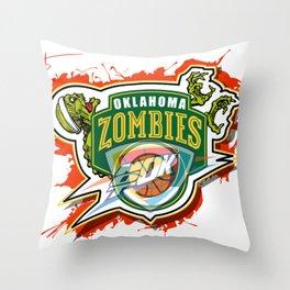 Zonics Throw Pillow