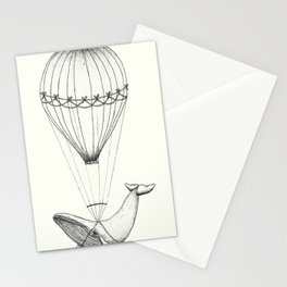 A Whale of a Time Stationery Cards