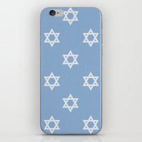 israel iPhone & iPod Skins featuring Israel Love by Lilach Oren