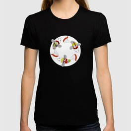 Koi / Japanese fish  T-shirt