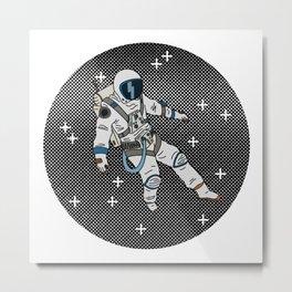 Star Gazer Metal Print