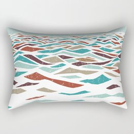 Sea Recollection Rectangular Pillow