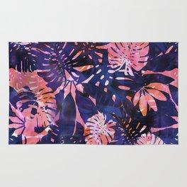 Motuu Tropical Pink & Purple Rug