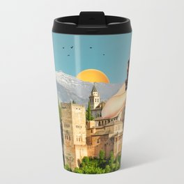 MI ALHAMBRA  Travel Mug