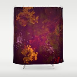 Pizza Sauce Shower Curtain