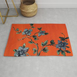 Green Ivy Rug