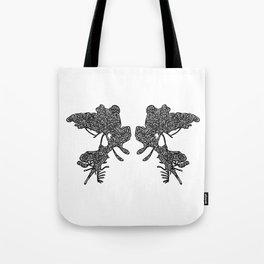Rosarch Tote Bag