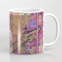 prince Mugs featuring Prince by Ray Stephenson